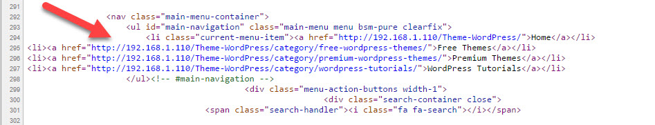 After: wp_nav_menu - How to remove Class and IDs