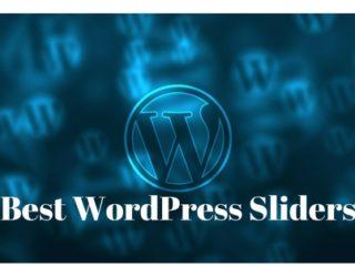 Best WordPress Slider plugins