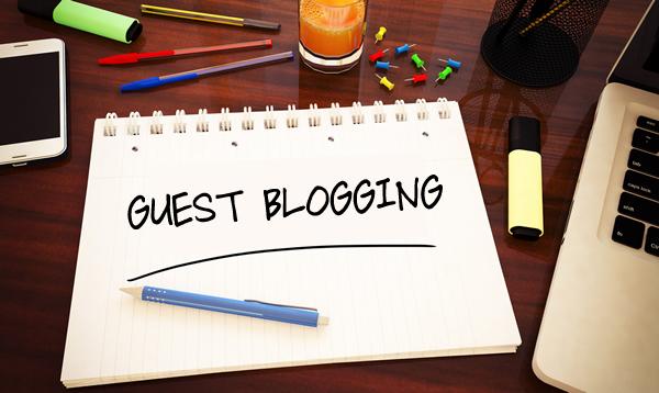 theme wordpress Guest Blogging